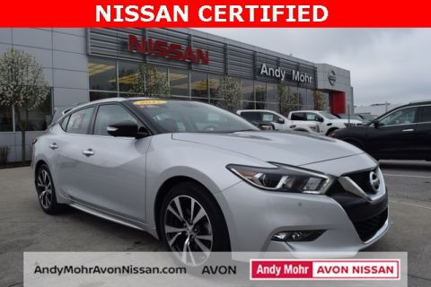 Cheap used cars for sale avon in andy mohr avon nissan certified used nissan maxima platinum fandeluxe Choice Image