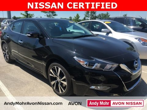 Certified Used Nissan Maxima 3.5 SV