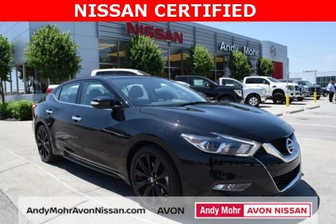 Certified Used Nissan Maxima SR