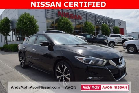 Certified Used Nissan Maxima 3.5 SL
