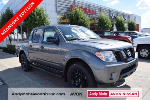 New Nissan Frontier SV