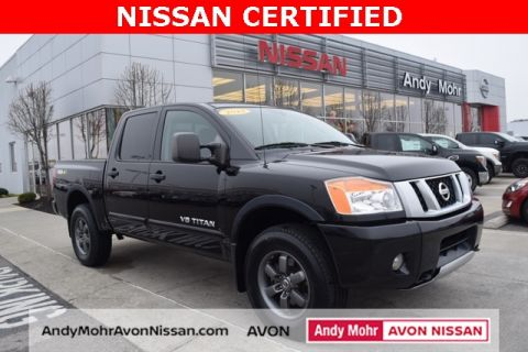 Certified Used Nissan Titan PRO