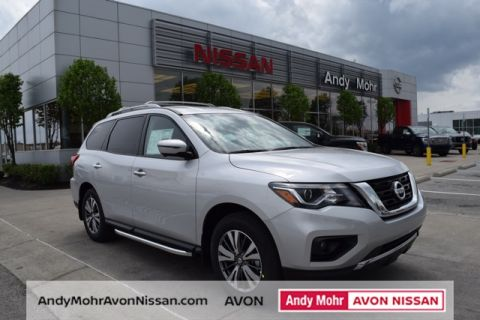 New Nissan Pathfinder SL