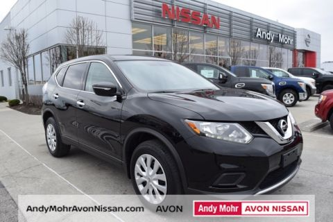 Used Nissan Rogue S