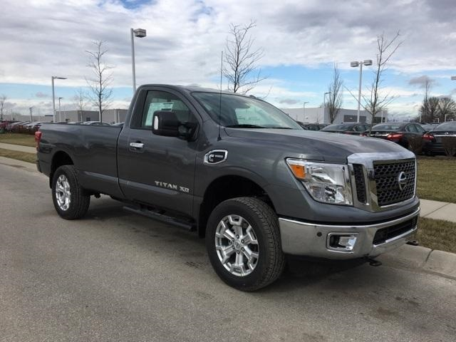 Nissan Dealership Indianapolis >> New 2017 Nissan Titan XD SV Long Bed near Indianapolis #T17272 | Andy Mohr Avon Nissan